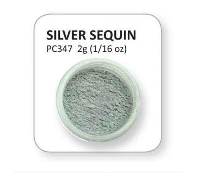 Glanspoeder Silver Sequin, fig. 1