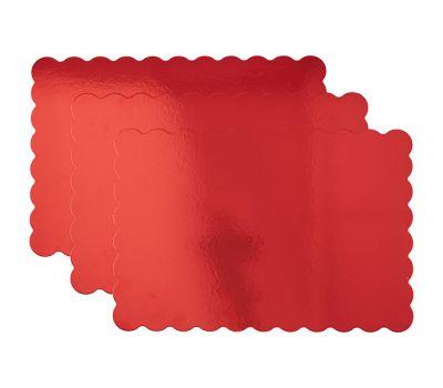 Rood plateau karton 33 x 48 cm 3 st - Wilton, fig. 2