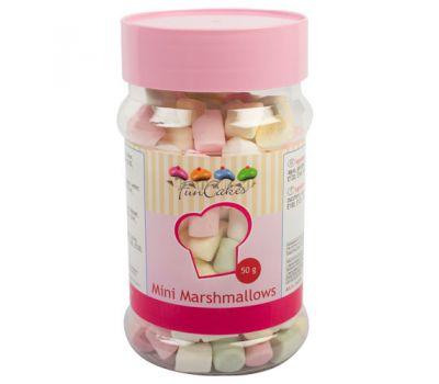 Mini Marshmallows 50 gr - FunCakes, fig. 1