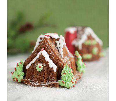 Gingerbread Houses Baking Pan - Nordic Ware, fig. 3