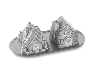 Gingerbread Houses Baking Pan - Nordic Ware, fig. 1