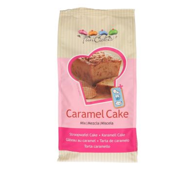 Mix voor Stroopwafel cake  1 kg - FunCakes, fig. 1