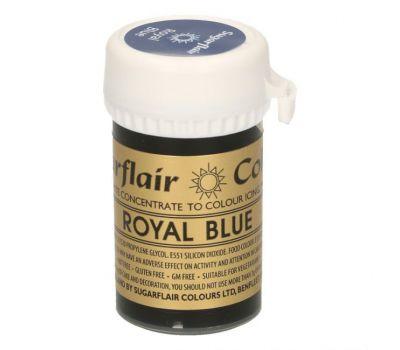 Kleurpasta koninklijk blauw (royal blue) - Sugarflair, fig. 1
