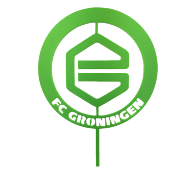 Taarttopper - FC Groningen, fig. 1