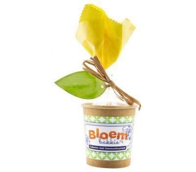 Bloembakkie - Limoncello cakemix, fig. 1